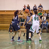 2016 Egle Rock Girls Basketball vs Birmingham Patriots
