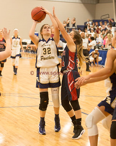 Tiftarea Academy splits with CCA. Girls win 46-7, Boys fall 67-56 Shine Rankin Jr.