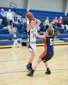 Tiftarea Academy Basketball