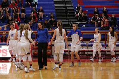 2016 Westlake Chapparrals Girls Basketball vs Lake Travis Cavaliers January 2, 2016
