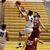 20161201 Mens Basketball Seattle Pacific University Falcons versus Simon Fraser University Clan Snapshots