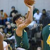 Brandon Simpson of Seneca Valley  releases a free throw shot.