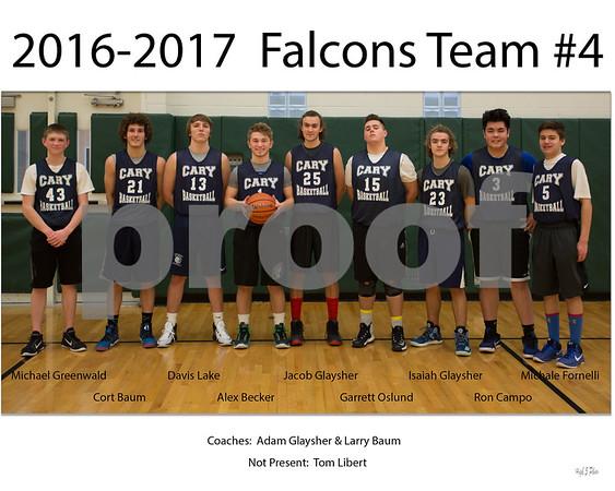 Team & Coaches/Sons