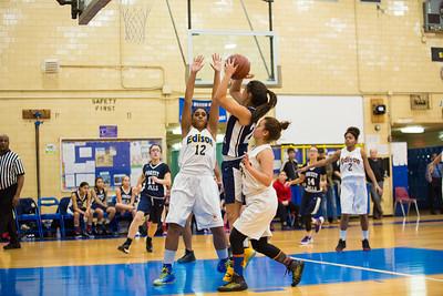 Forest Hills HS vs Thomas Edison HS