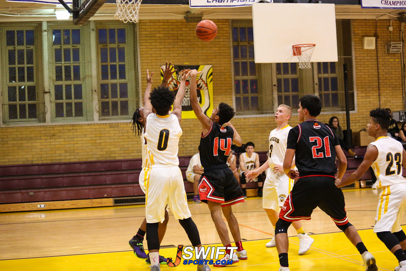 Grover Cleveland HS VS Newtown