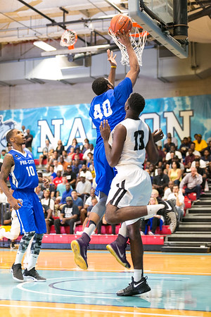Sean Bell All Stars VS Dyckman/NYAC (Championship Game)