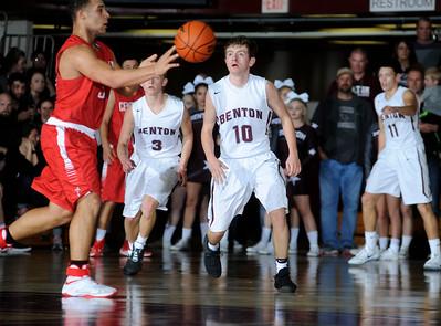 Benton v Centralia (Sectional Championship)