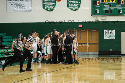WBHS Girls vs South Range-73