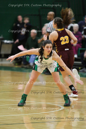 WBHS Girls vs South Range-86