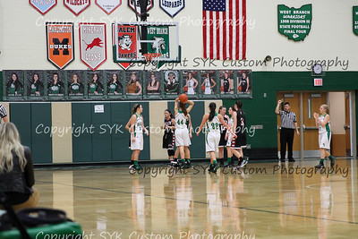 WBHS Girls JV vs Salem-9