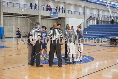 2017-01-14 JFK Basketball Boys Varsity vs Mpls North