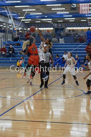 2017-01-14 JFK Basketball Varsity Girls vs Osseo