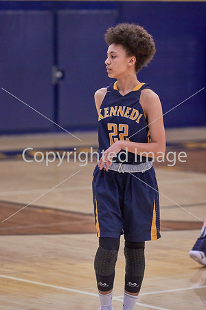 2017-02-24 JFK Basketball Girls 9A vs Robbinsdale Cooper