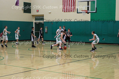 WBMS 7TH Grade vs Salem-93
