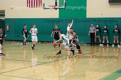WBMS 7TH Grade vs Salem-85