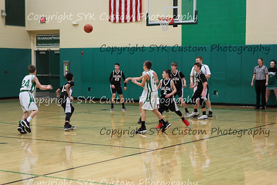 WBMS 7TH Grade vs Salem-87