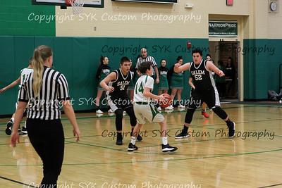 WBMS 8TH Grade vs Salem-8