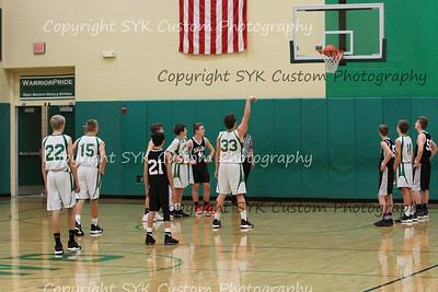 WBMS 8TH Grade vs Salem-73