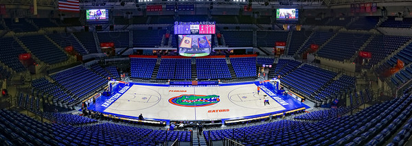 Exactech Arena.  University of Florida.  Gainesville, FL