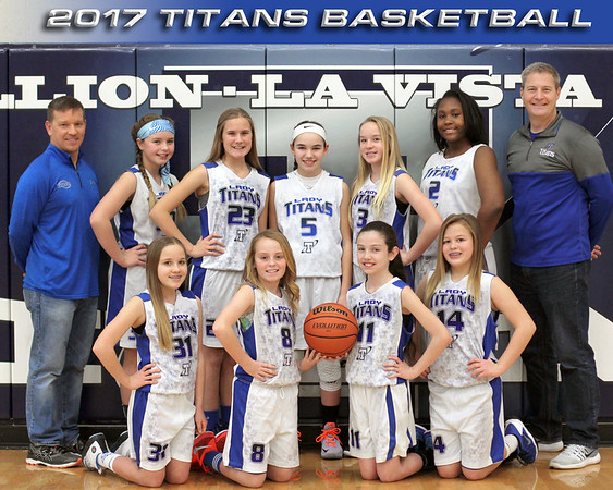 6th Grade Blue Group 8x10