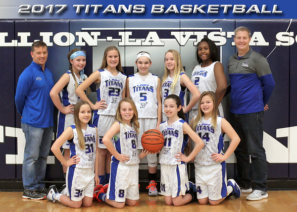 6th Grade Bluegroup 5x7