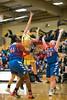 Inglemoor High School Basketball on December 15, 2017 in Kenmore WA, USA.  Photo credit: Jason Tanaka