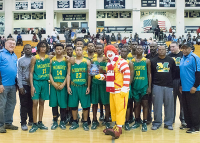 8th Annual McDonalds TIfton Tourney