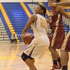 Gaithersburg's Jordan Odomm muscles that ball from Paint Branch.