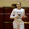 20170225 Womens Basketball Seattle Pacific University Falcons versus Western Oregon University Wolves Snapshots