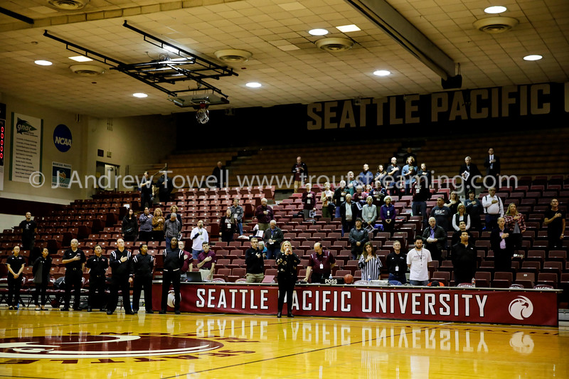 20171122 Womens Basketball Seattle Pacific University Falcons versus Biola University Eagles Snapshots