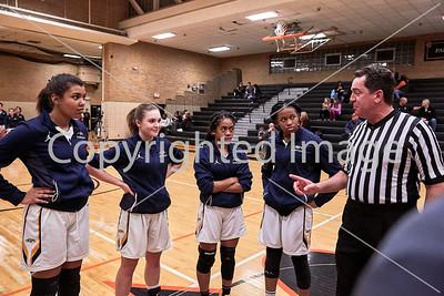 2018-02-28 JFK Basketball Girls @ SLP (Sections)