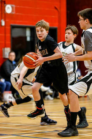 Boys Grade 7 A - CBI vs Grizzlies