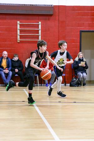 Boys Grade 7 A - MPI vs Saxons