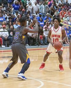 GHSA elite 8 Basketball Playoff Wilcox County vs Irwinr/SGSN