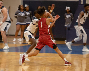 Tift County vs Lowndes Basketball
