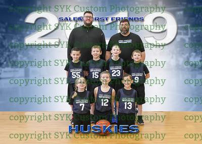 Huskies - Team-1