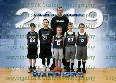 Warriors Team-1