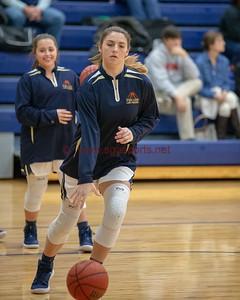 Echols County vs Tiftarea Academy Basketball