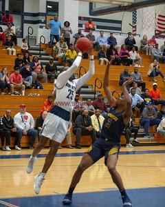 GHSA 2nd Round Basketball Playoff: Wheeler @ Tift - Shine Rankin/SGSN