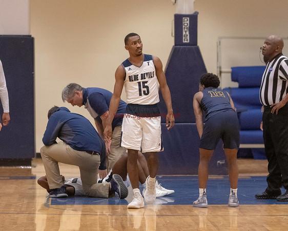 GHSA 2nd Round Basketball Playoff: Wheeler @ Tift - Autumn Rice/SGSN