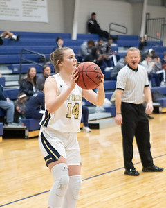 Valwood drops pair to Tiftarea Academy Basketball 2/1/19