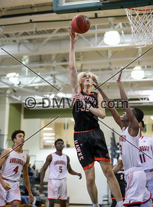 Annandale vs Hayfield Boys Basketball (29 Dec 2018)