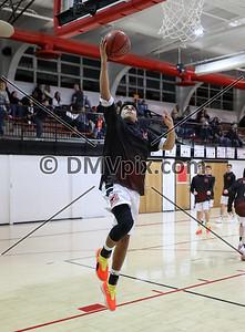 Brentsville @ Mason Boys Basketball (30 Nov 2018)