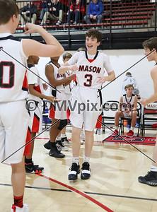 Brentsville @ Mason Boys JV Basketball (30 Nov 2018)