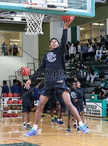 Colonial Forge vs South County Boys Basketball (29 Dec 2018)