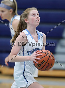 Hayfield @ Yorktown Girls Freshman Basketball (04 Dec 2018)