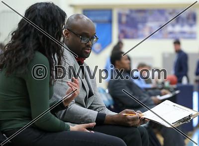 Justice @ Yorktown Boys Basketball (27 Nov 2018)