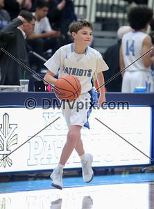 Justice @ Yorktown Boys JV Basketball (27 Nov 2018)