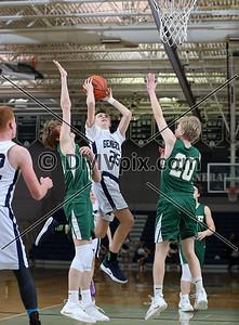 Langley @ W-L Boys Freshman Basketball (05 Feb 2019)