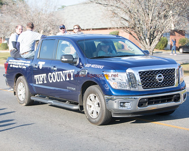 Tift County Parade- 7A State Champions